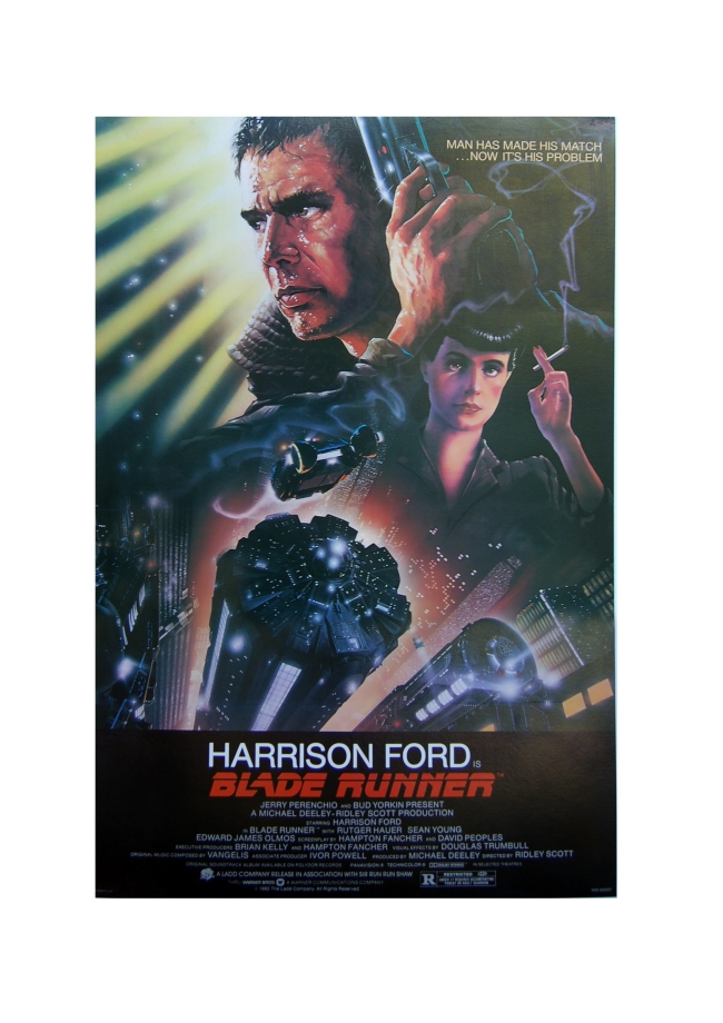 Blade Runner Finished