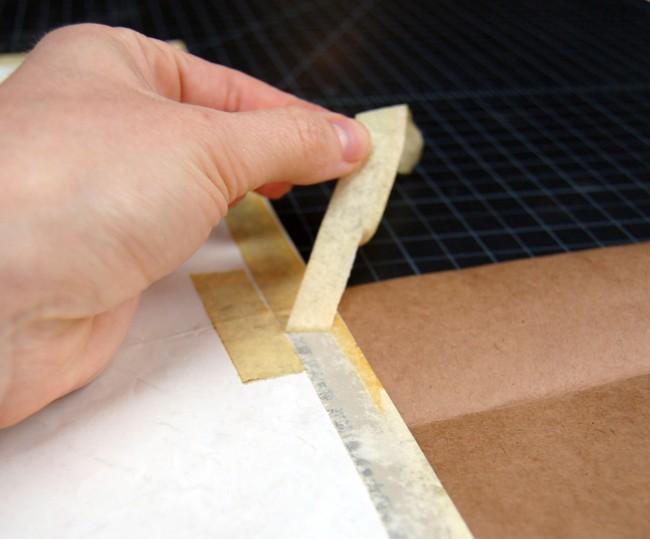 Seven Samurai tape removal